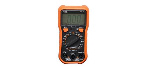 19 Range Mini True Rms Digital Multimeter With Ncv