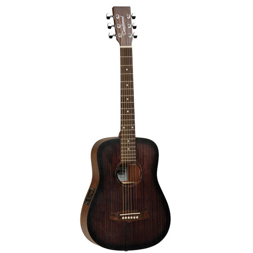 Tanglewood TWCRTE Crossroads Travel Acoustic/Electric Guitar