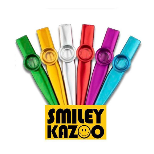 Smiley Kazoo (Each)