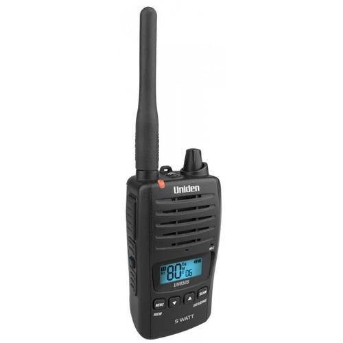 5 Watt Uhf Waterproof Cb Handheld Radio
