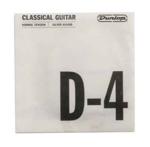 Dunlop D 4Th Performer Classic Single Guitar String