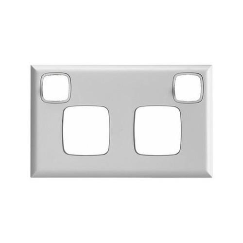 Dgpo Plate Xl White High Gloss - Hpm