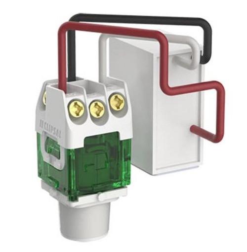 Clipsal Iconic 40Csfm Fan Speed Controller, 4-Position Off-1-2-3, 250V, 75Va | 40Csfm-Vw
