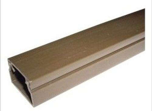 50Mm X 25Mm Brown Miniduct