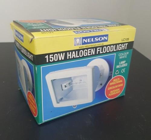 150W Halogen Floodlight White