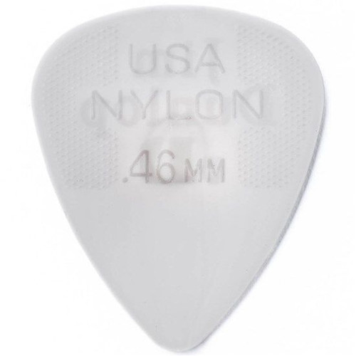.46 Nylon Grey Pick Dunlop