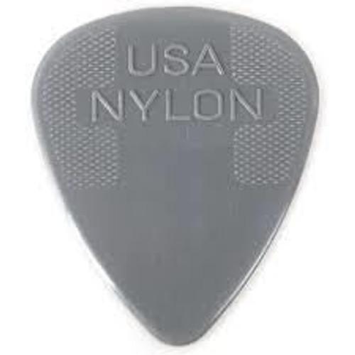 .73 Nylon Grey Pick Dunlop