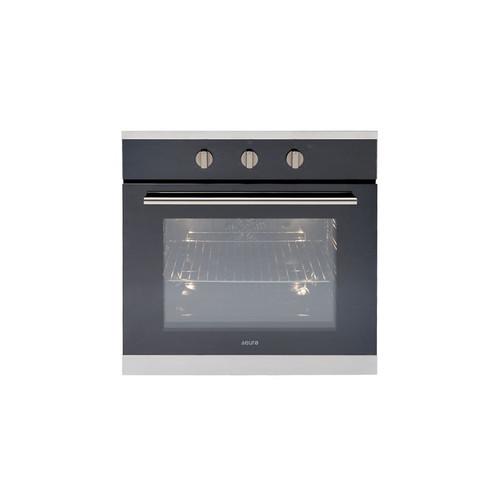 Euro Appliances 60Cm Electric Built-In Oven Black