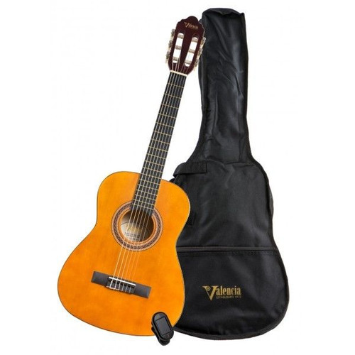 Valencia 100 1/4 Size Guitar Kit