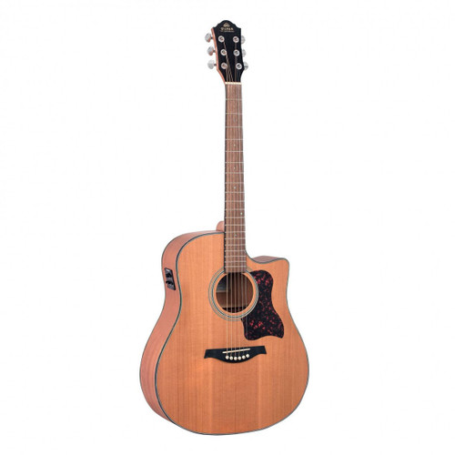 Gilman Gd12Ce Dreadnought Acoustic Electric Guitar