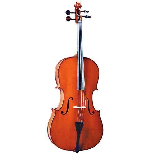 Valencia 4/4 Full Size Cello And Gig Bag