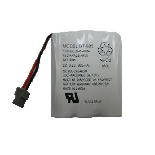 Uniden Bt905 Battery 1100Mah Nimh 3.6Volt