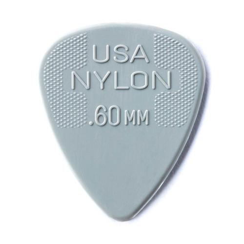 .60 Nylon Grey Pick Dunlop