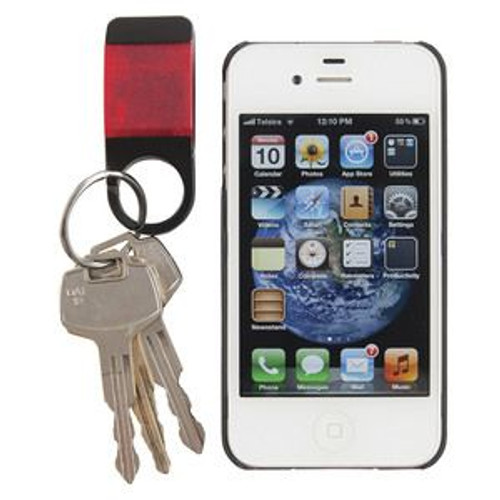 Protective Case With Wireless Alert Keyring To Suit iPhone 4(R)