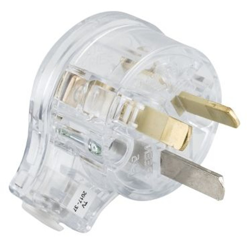 Plug Top, Side Entry, 3 Pin, 10A, 250V - Clipsal