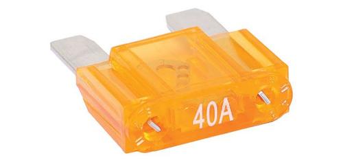 40A Orange Automotive Maxi Blade Fuse