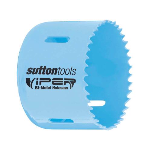 "Sutton H1140760 76Mm Bi-Metal Viper Hole Saw (3"") Hss"