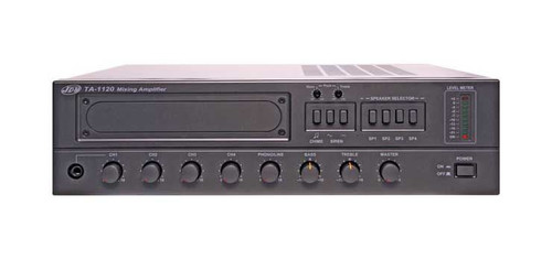 Pa Mixer Amplifier 4 Zone 120W