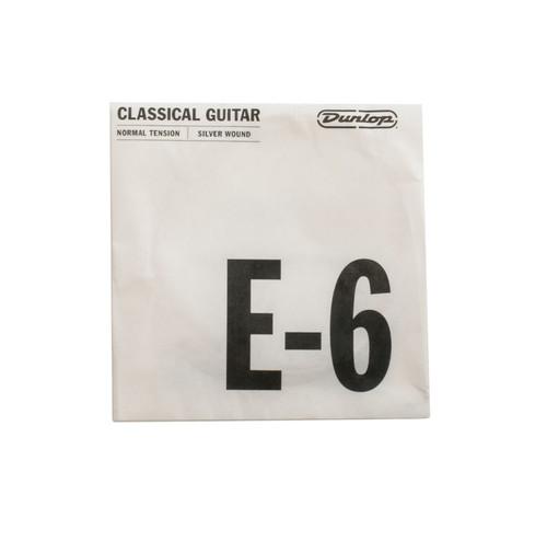 Dunlop Performance Series Classical E - 6 Single Strings (Ea)