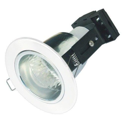 Energy Saving Downlight Fitting In White Vibe Lighting