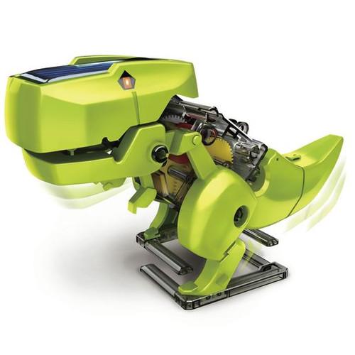 4 In 1 Transforming Solar Robot Kit