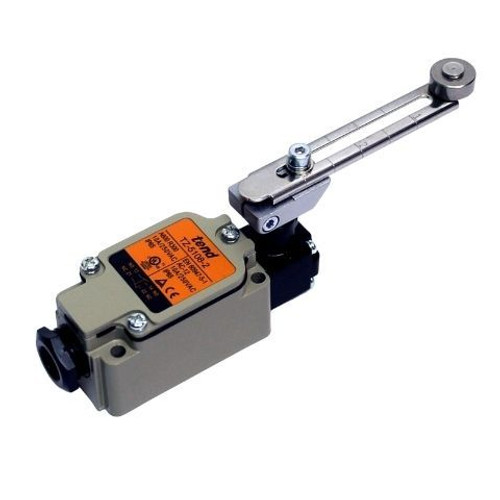 Limit Switch 10A Adjustable Roller Lever