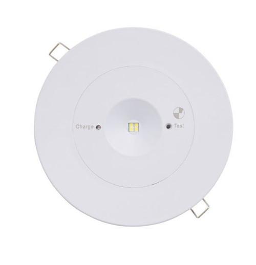 Slimfire 3W Recessed Led Emergency Light White / Natural White (TLSE23W) - Martec