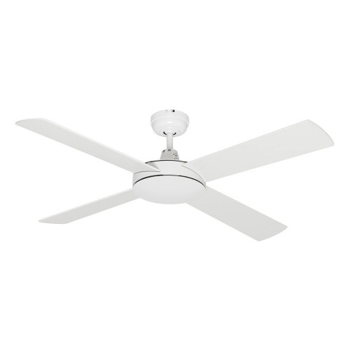 "Caprice 48"" Ac Ceiling Fan White"
