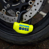 Boss 12mm Chain & Padlock