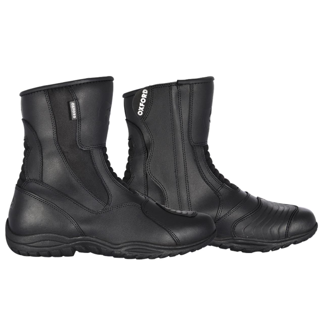Oxford Merton Boots Black US 10 // EU 44