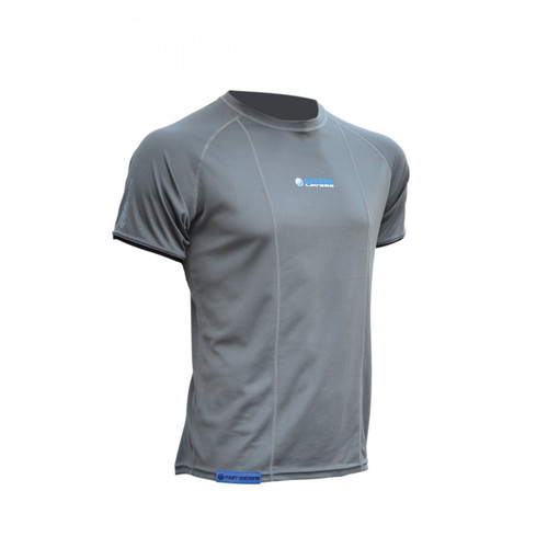 Cool Dry Short Sleeve Mens Top Close Out
