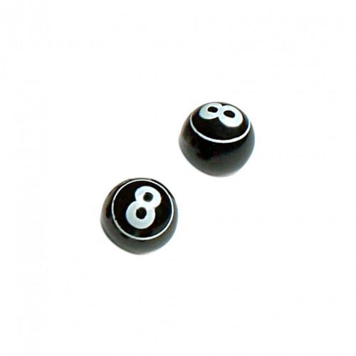 8  Ball Valve Caps