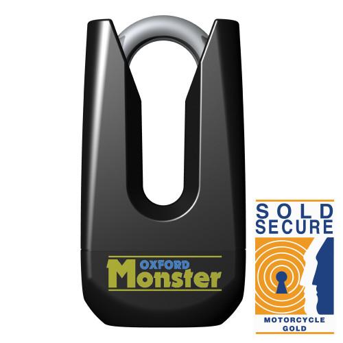 Monster Disc Lock