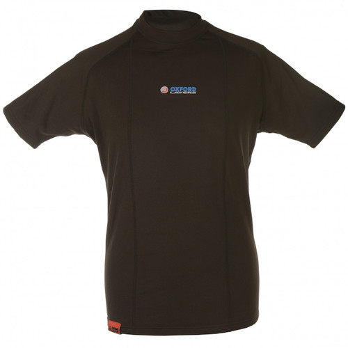 Warm Dry Short Sleeve Mens Top