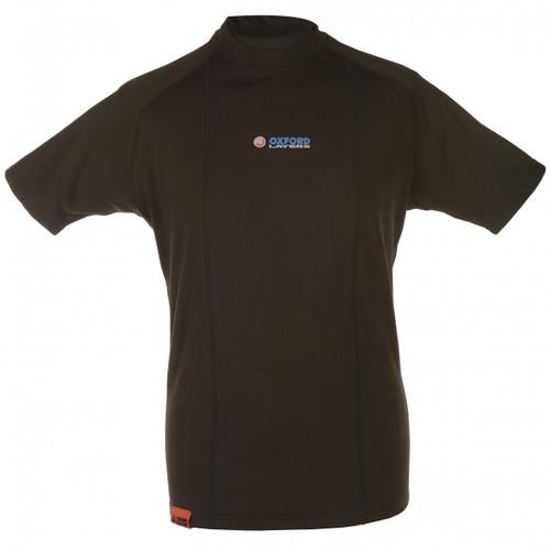 Warm Dry Short Sleeve Mens Top
