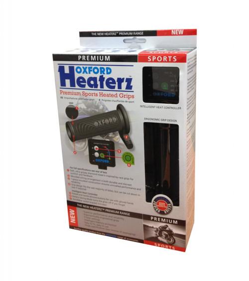 Heaterz Premium Sports - Heated Grips