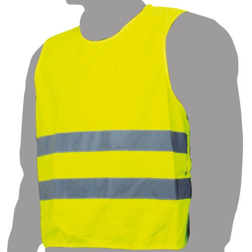Oxford Reflective H-Belt Yellow