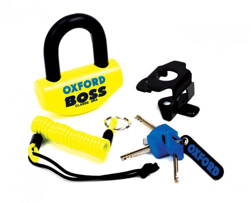 Boss Disc Lock