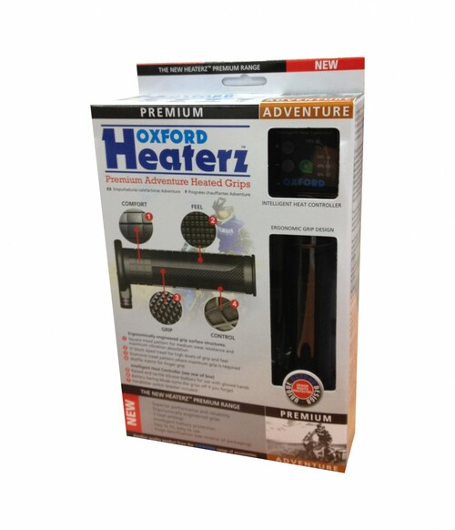 Heaterz Premium - Adventure Heated Grips