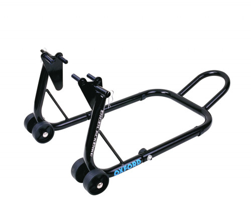 Big Black Bike Front Stand