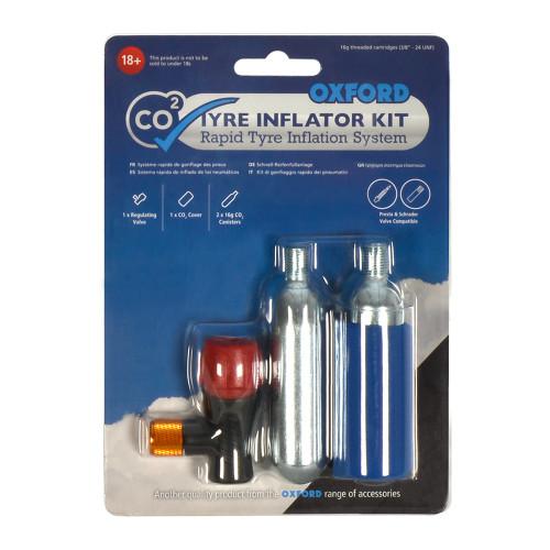 CO2 Repair 2 Cycle Tire Kit