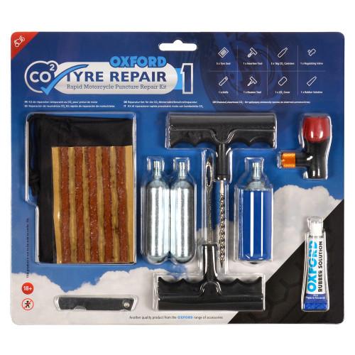 CO2 Repair 1 M/c Tire Kit