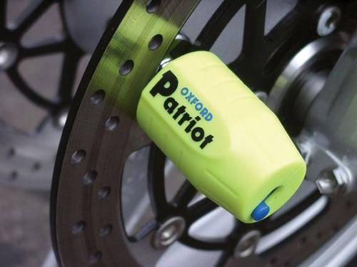 Patriot Disc Lock