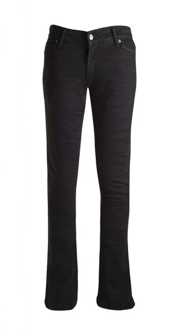 Bull-it SR6 Ladies Ebony 17 Slim Fit Jeans Close Out