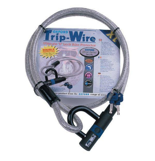 Trip-Wire Cable and U-Lock