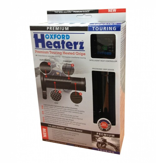 Heaterz Premium - Touring Heated Grips