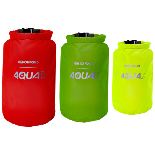 Aqua D Waterproof Packing Cubes