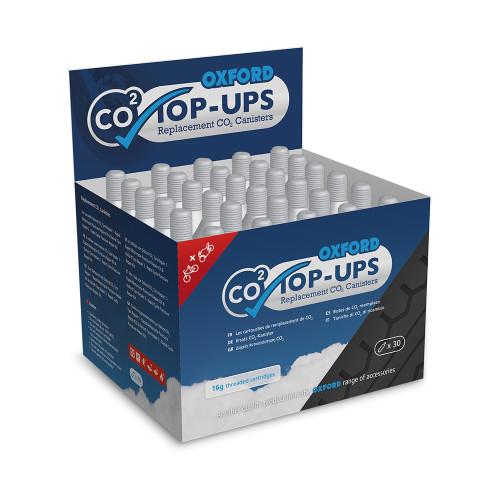 CO2 Top-Ups (30 pack)