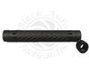 "AR-10/DPMS-308 19"" Spiral Billet Free Float Handguard With Barrel Nut"