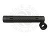 "AR-10 15"" Spiral Billet Free Float AR-10 Handguard With Barrel Nut"